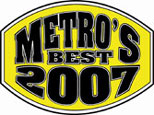 Metro's Best - Second Year in a Row!